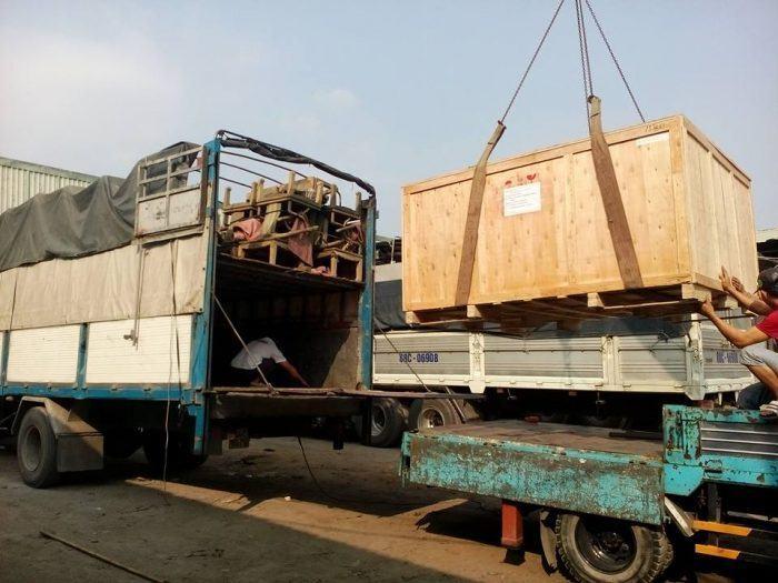chuyển hàng Hà Nội vào Sài Gòn