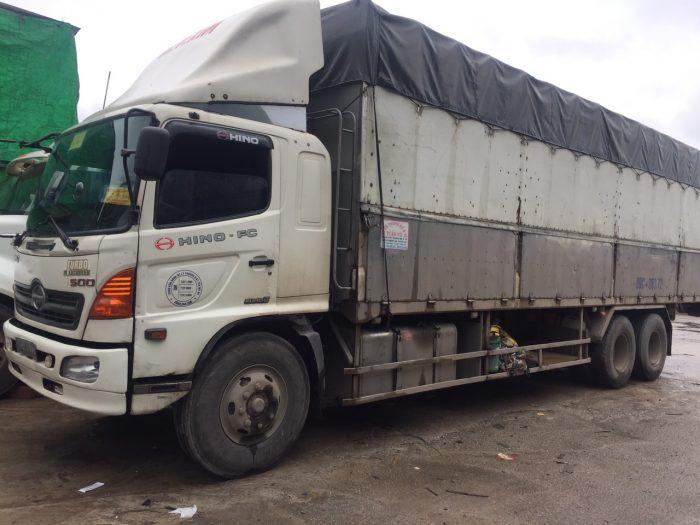 Xe chở hàng Bắc Ninh đi Sài Gòn