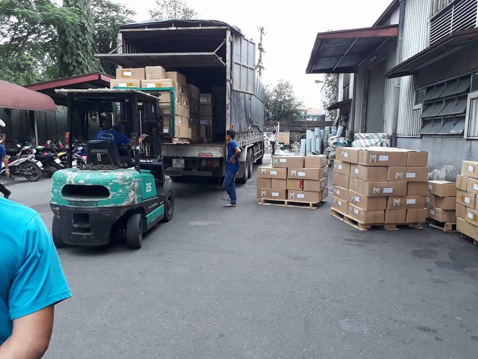 chuyển hàng Hà Nội vào KCN Bình Dương