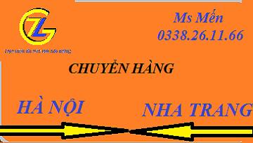 Chuyển hàng Hà Nội Nha Trang
