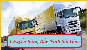 Chuyển Hàng Bắc Ninh Đi Sài Gòn