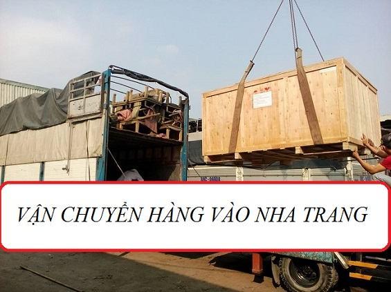 Chuyển hàng Hà Nội đi Nha Trang