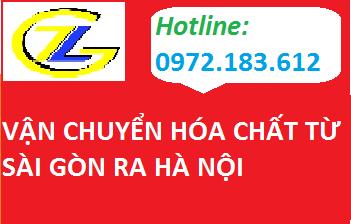vận chuyển hóa chất từ Sài Gòn ra Hà Nội
