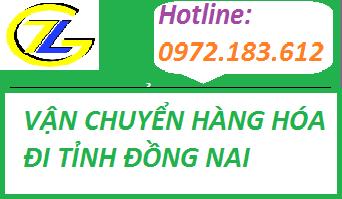 Vận Chuyển Hàng Đi Đồng Nai Hotline