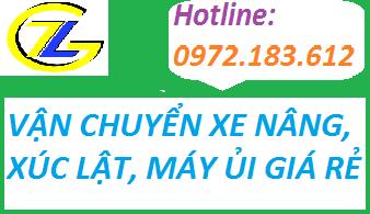 Hotline Vận Chuyển Xe Nâng