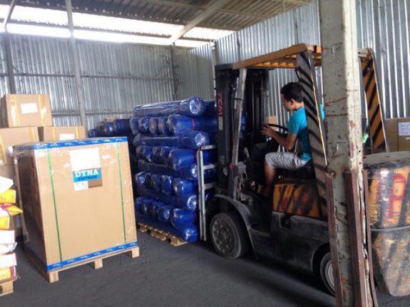 Chuyển hàng Hà Nội đi Sài Gòn