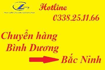 Chuyển Hàng Bình Dương đi Bắc Ninh