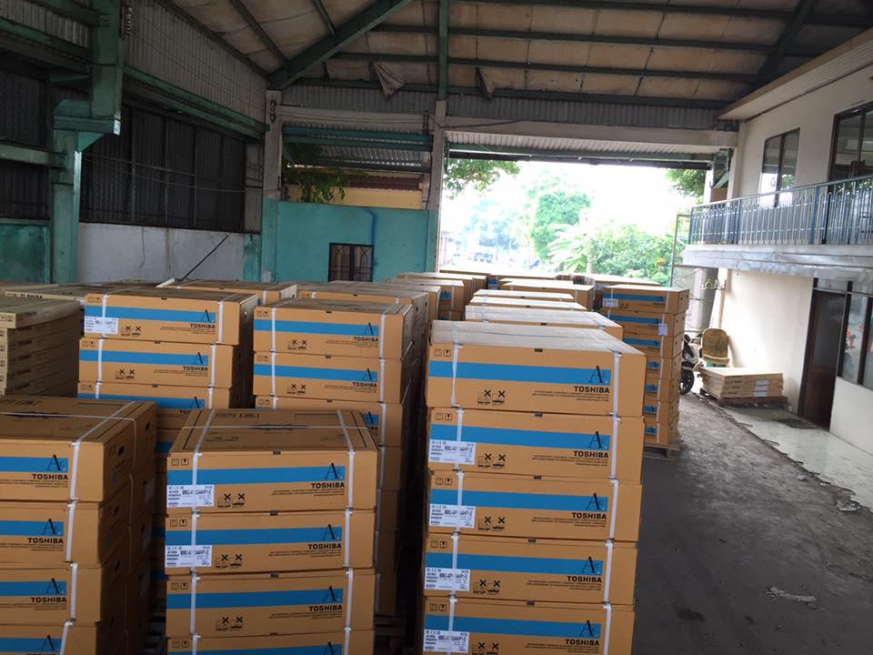 Hàng hóa chuyển từ Thái Nguyên vào Sài Gòn