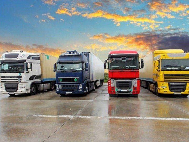 vận chuyển xe nâng, xe ủi và máy xúc giá rẻ