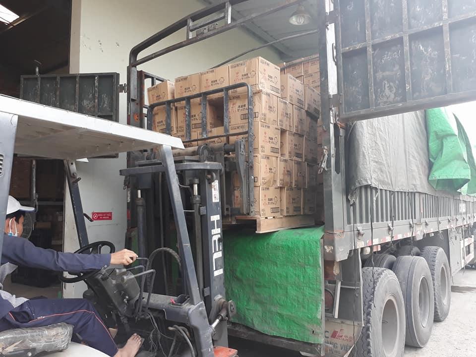 chuyển hàng đi Bình Định