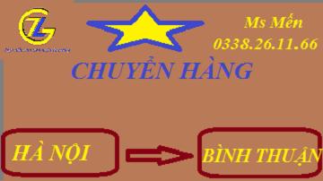 Chuyển hàng Hà Nội đi Bình Thuận