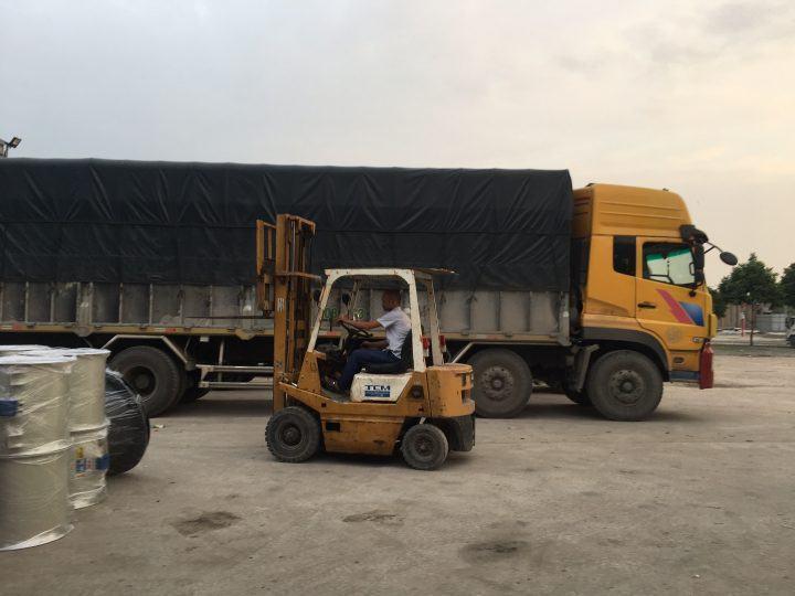 vận chuyển hàng từ Hà Nội vào Hồ Chí Minh và ngược lại