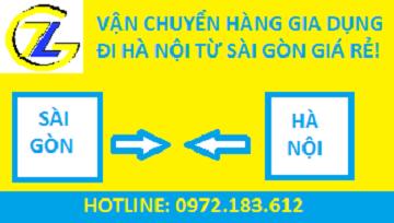 Vận Chuyển Hàng Gia Dụng Đi Hà Nội Từ Sài Gòn Giá Rẻ