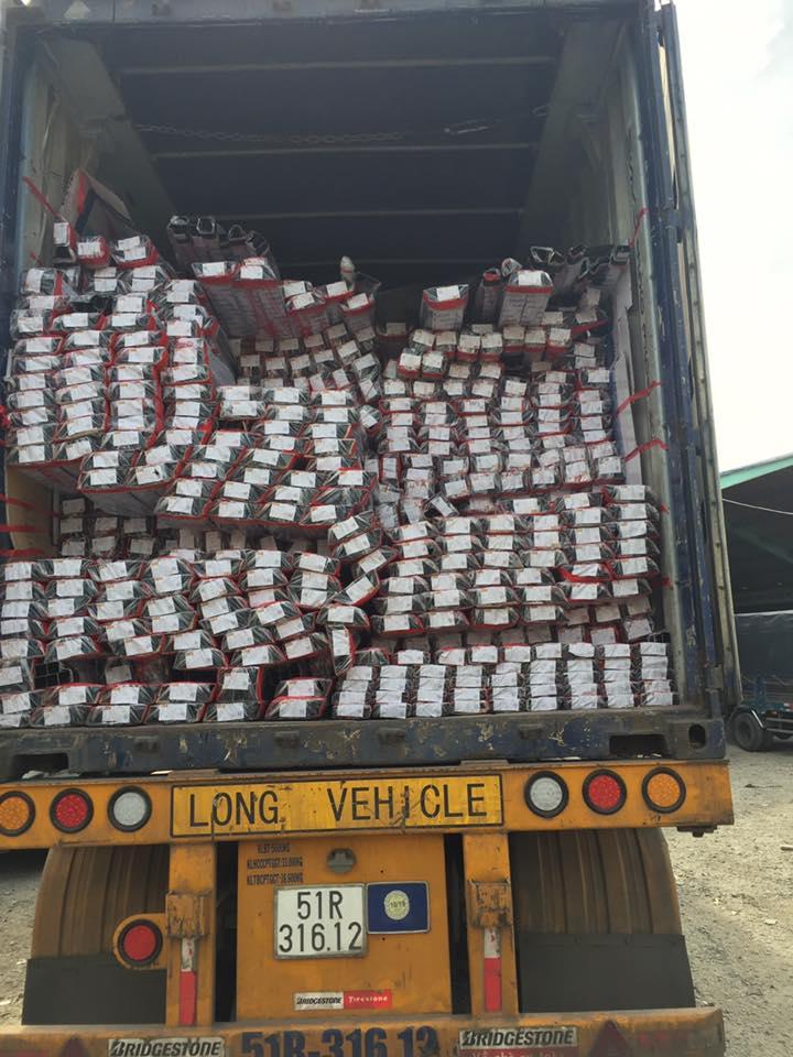 Vận chuyển hàng nguyên xe tại Tuấn Lâm