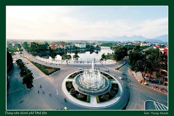 Thành phố Vĩnh Phúc