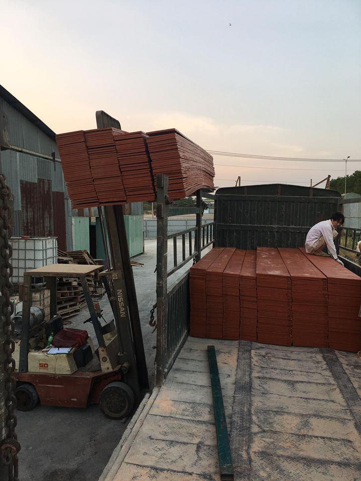 Đội xe chuyển hàng Thái Bình đi Sài Gòn