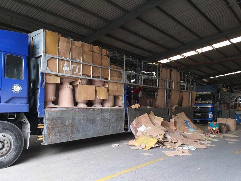 Các mặt hàng vận chuyển tại Tuấn Lâm
