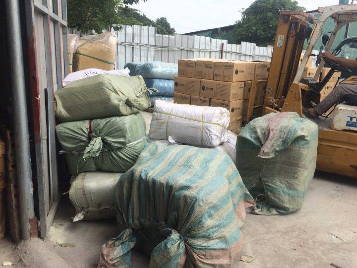 Vận chuyển hàng từ Hồ Chí Minh đi Thanh Hóa