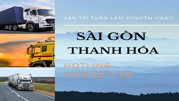 Chuyển Hàng Sài Gòn Đi Thanh Hóa